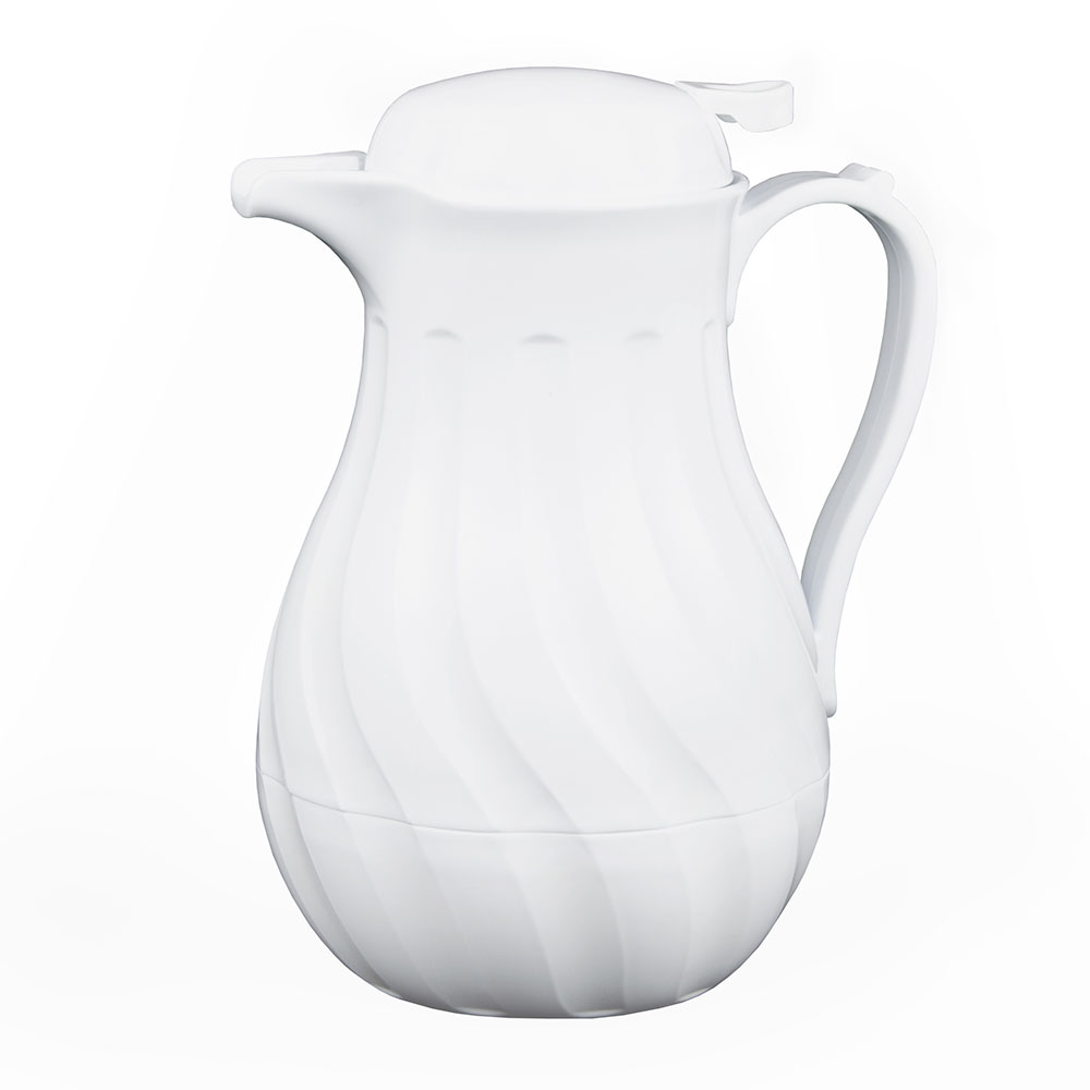 Update F3022/60 64-oz Beverage Server - Push Button Top, White