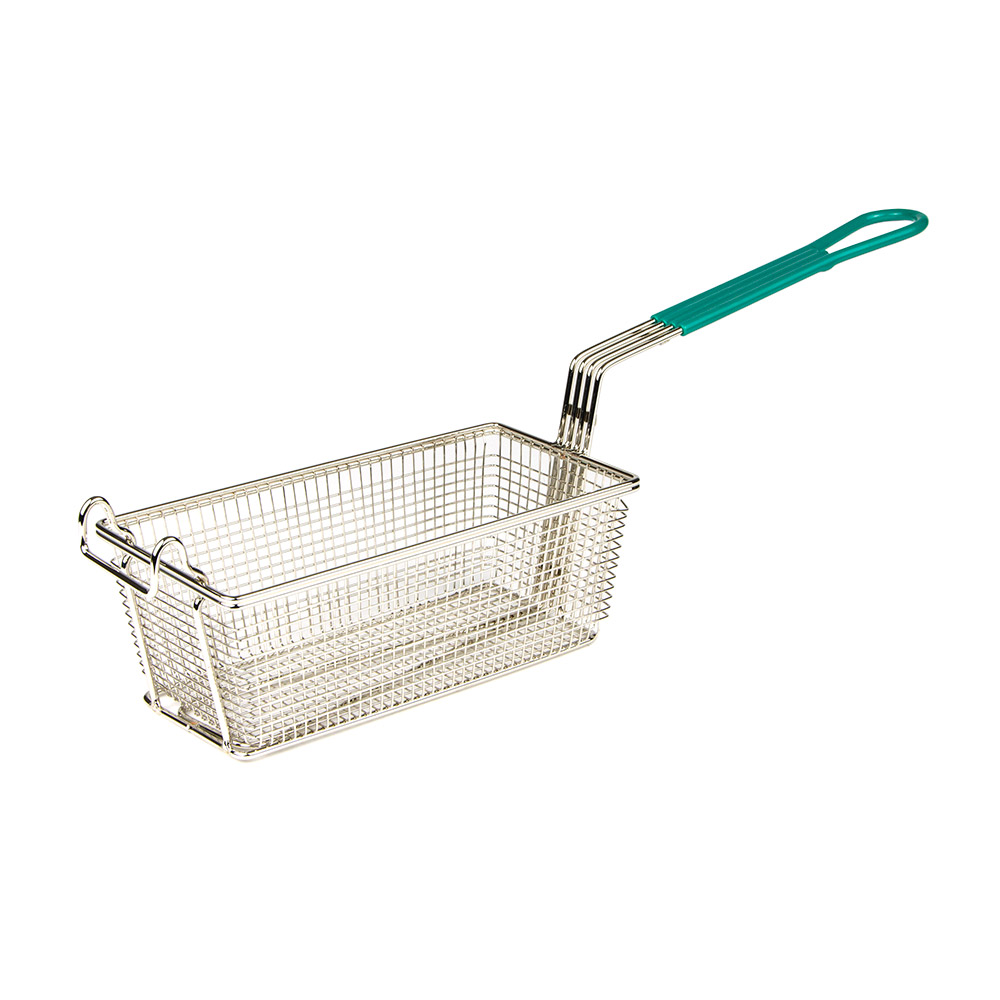 Update FB-115PH Half Size Fryer Basket, Steel