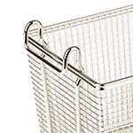 Update FB-135PH Half Size Fryer Basket, Nickel Plated