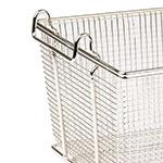 Update FB-178PH Half Size Fryer Basket, Nickel Plated