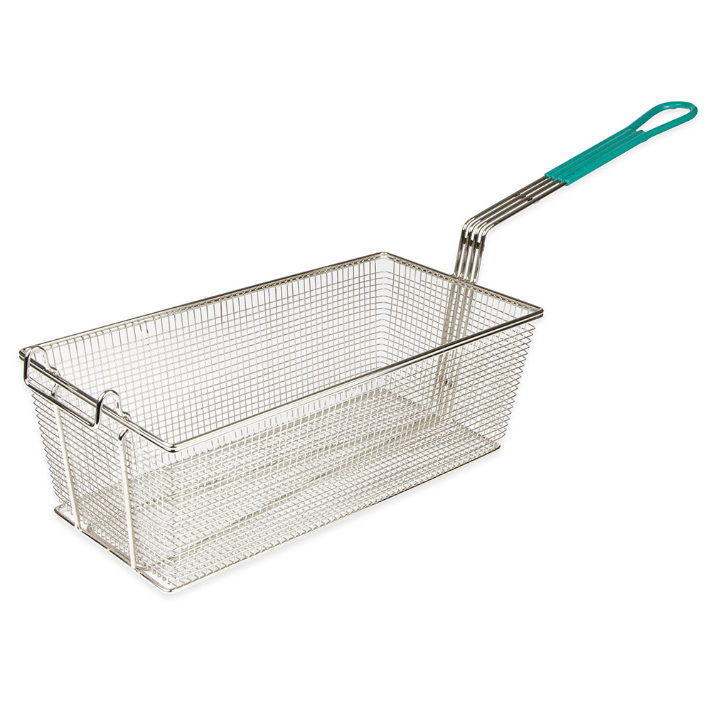 Update FB-178PH Half Size Fryer Basket, Nickel Plated
