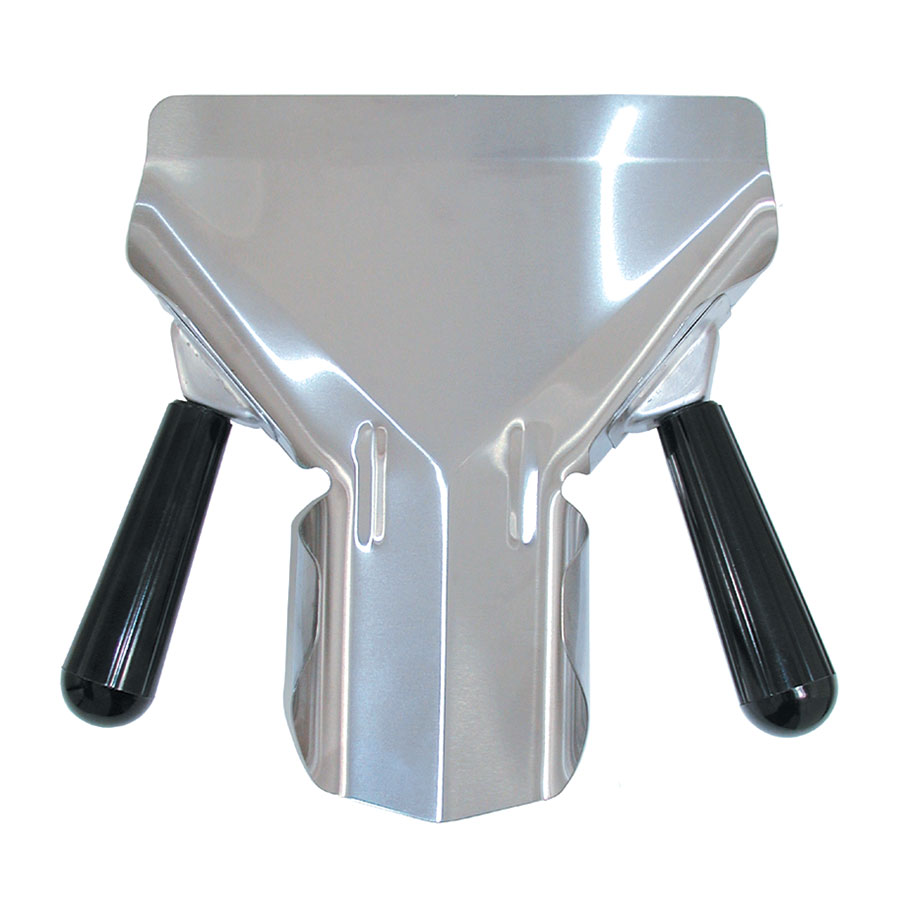 Update International FFB-SSDH Stainless French Fry Scoop