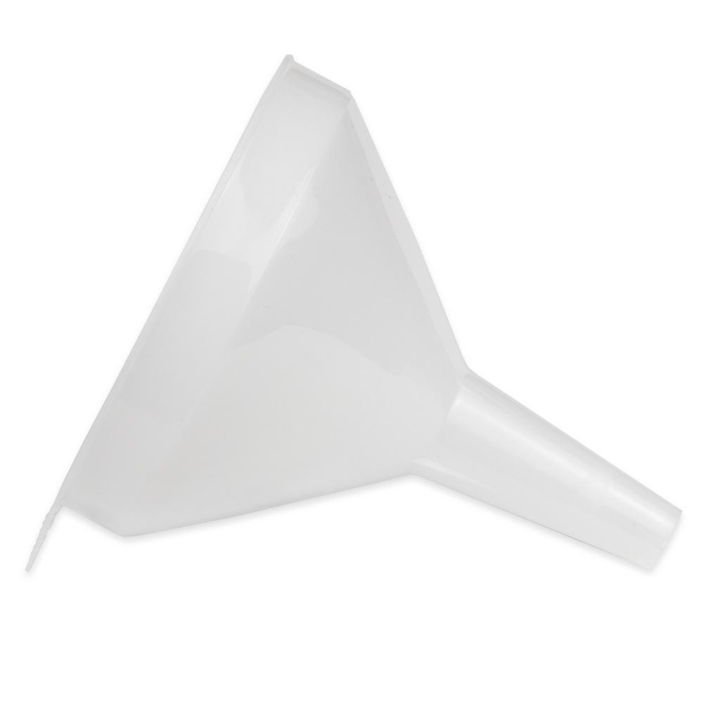 Update FPW-4 8-oz Plastic Funnel - White
