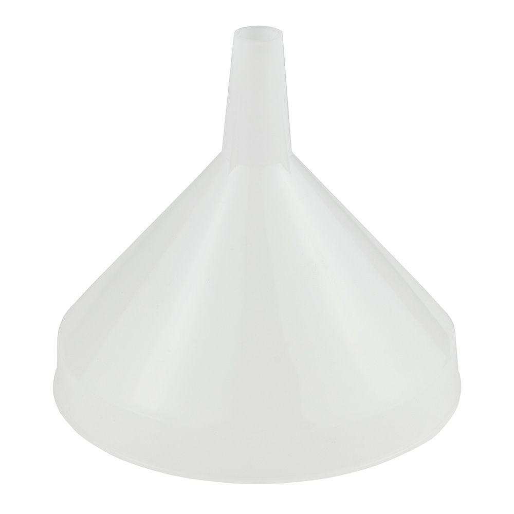 Update FPW-5 16-oz Plastic Funnel - White