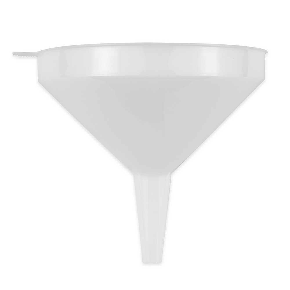 Update FPW-6 32-oz Plastic Funnel - White