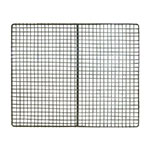 Update FS1114 Tube Type Fryer Screen, 11.37x14.62""