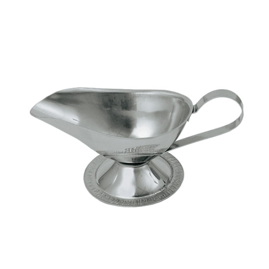 Update GB-3 3-oz Sauce Boat - Stainless