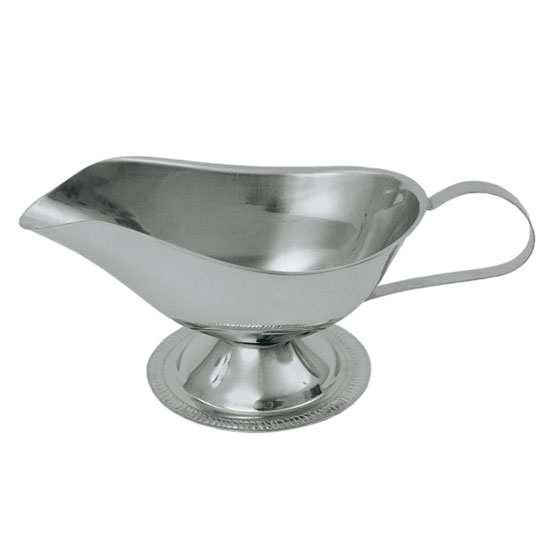 Update GB-5 5-oz Sauce Boat - Stainless
