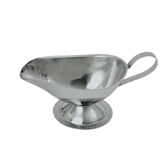 Update GB-8 8-oz Sauce Boat - Stainless