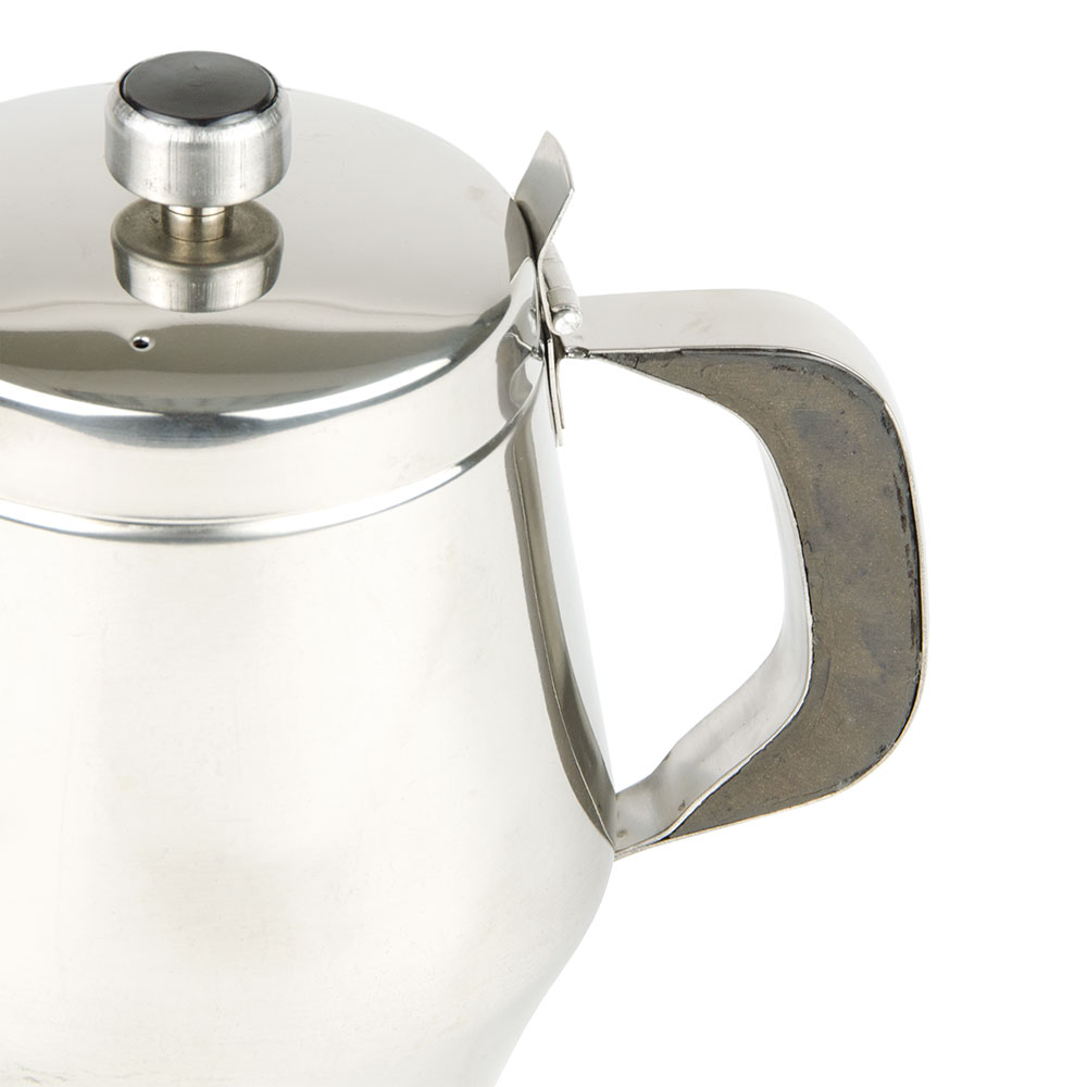 Update GNS-32 32-oz Gooseneck Teapot - Stainless