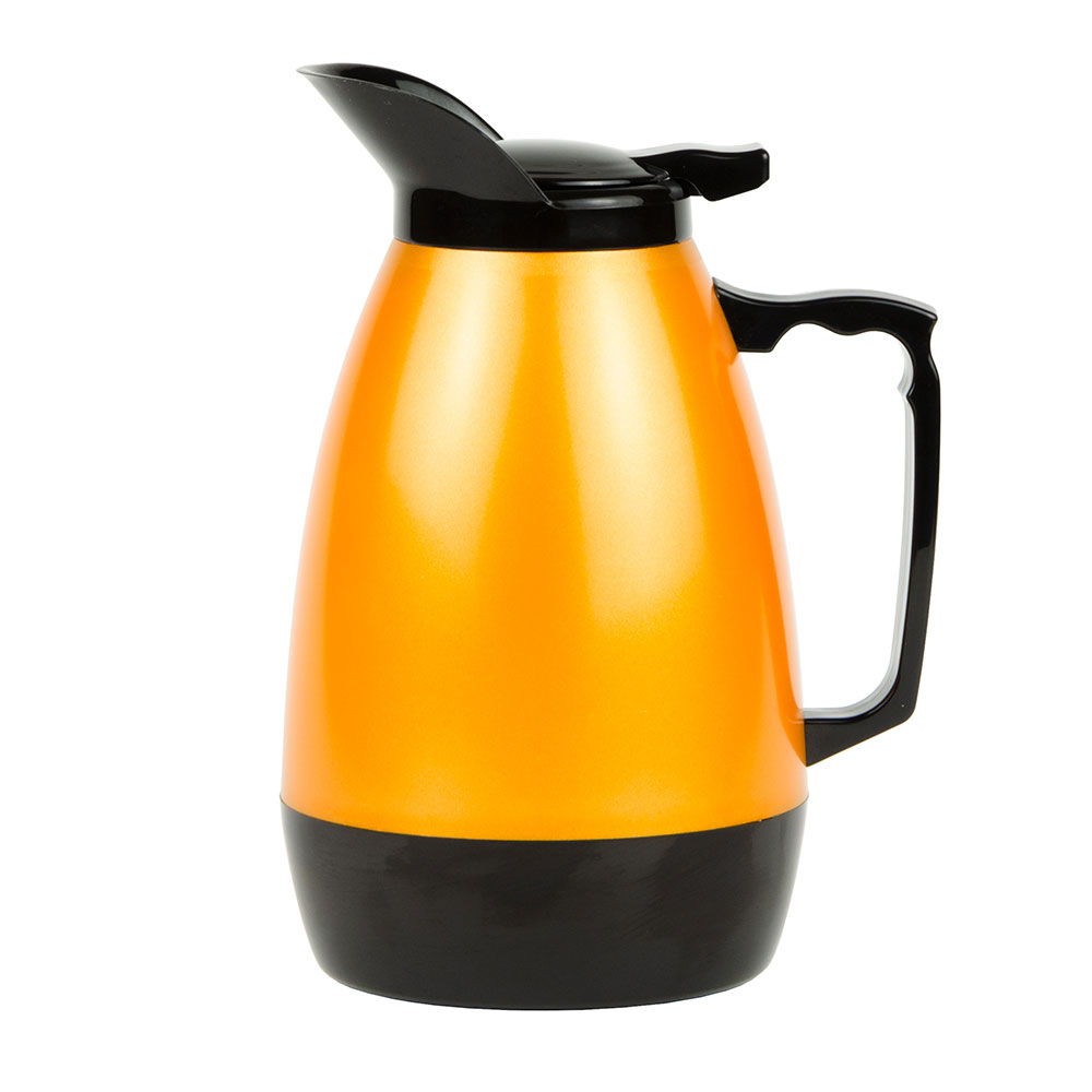 Update H422/32 32-oz Insulated Coffee Server - Black/Gold Traditional