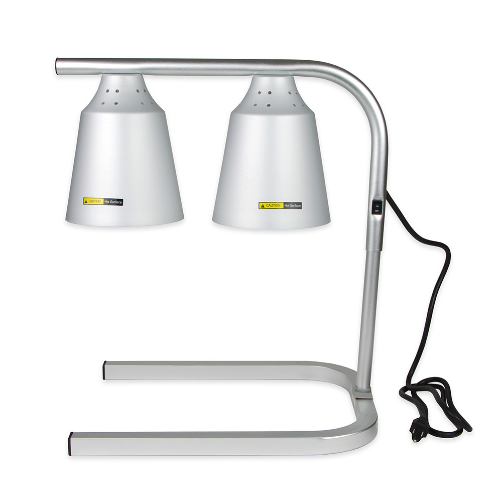 "Update HTLP-2B 24-33"" Heating Lamp - (2)250-Watt Bulbs"