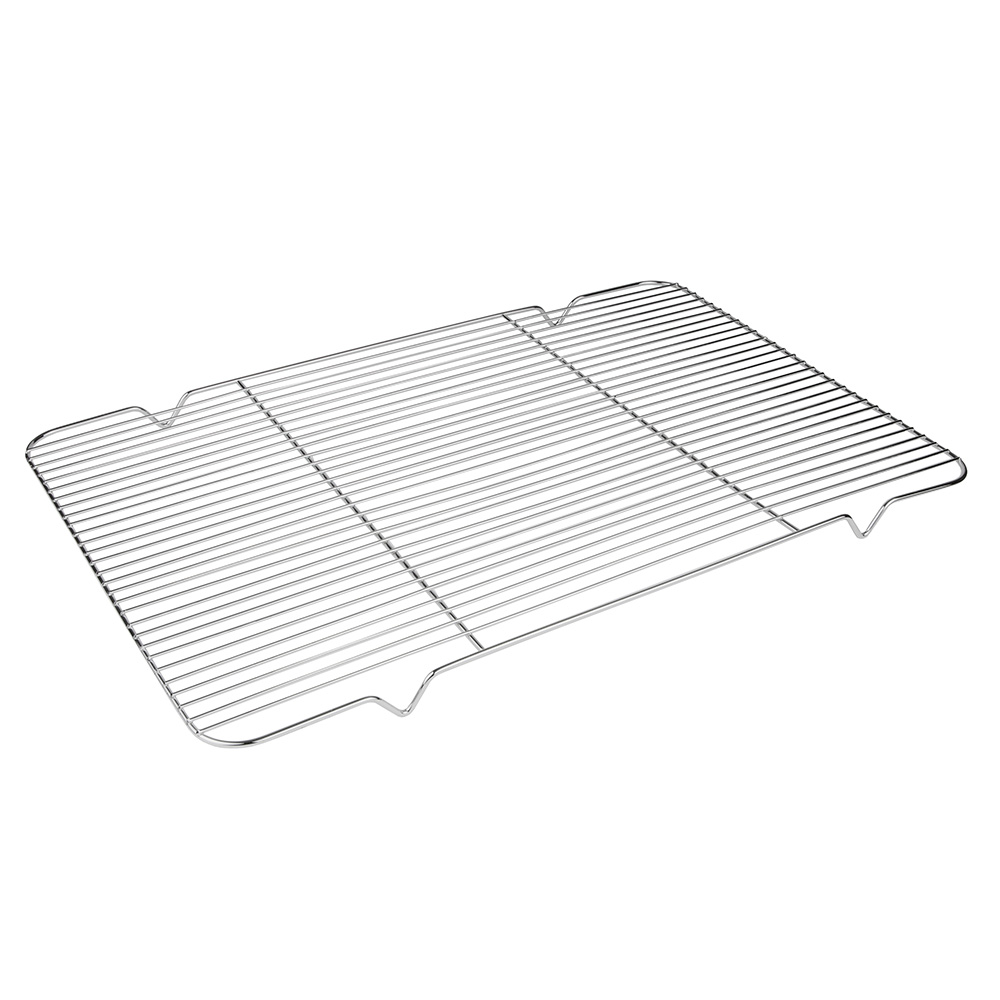 "Update IG-1624 Icing Grate - 16-1/8x24-3/4"" Chrome Plated"