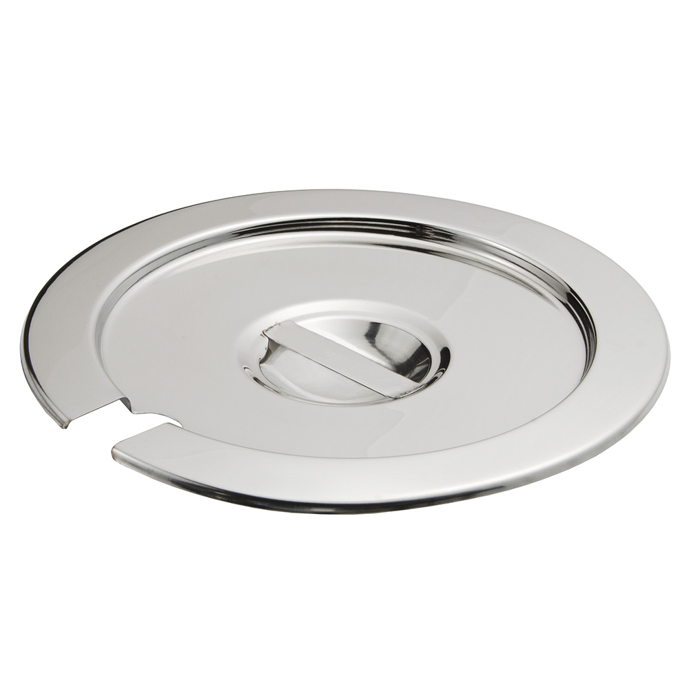 Update International ISC-70 7-qt Steam Table Inset Cover - Stainless