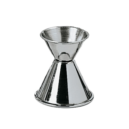 Update JI-2 Double Jigger - 0.75 & 1.25 oz., Stainless
