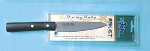 "Update International JK-01 4-3/4"" Japanese Paring Knife - 2.0mm Carbon Stainless Steel"