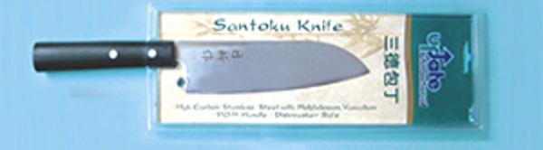 "Update JK-02 7"" Santoku Knife - 2.5mm Carbon Stainless Steel"