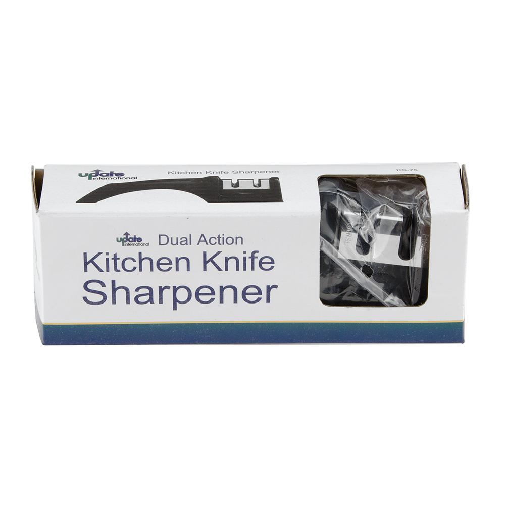 """Update KS-75 7-1/2"""" Hand-Held Knife Sharpener"""