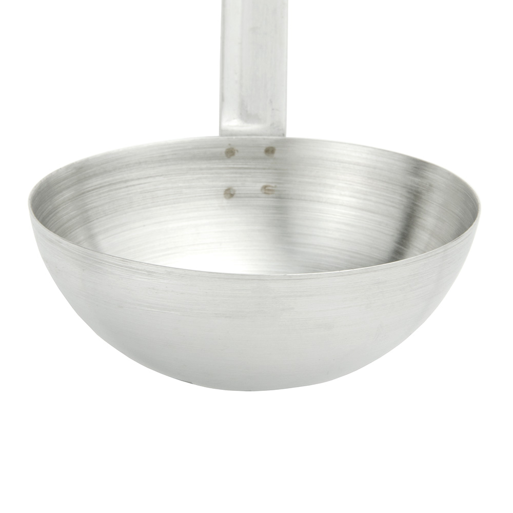 """Update L-40SH 4-oz 2-Piece Ladle - 7"""" Handle, Stainless"""