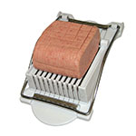 "Update LMS-PP Meat Slicer - 9x5x2"" Stainless"