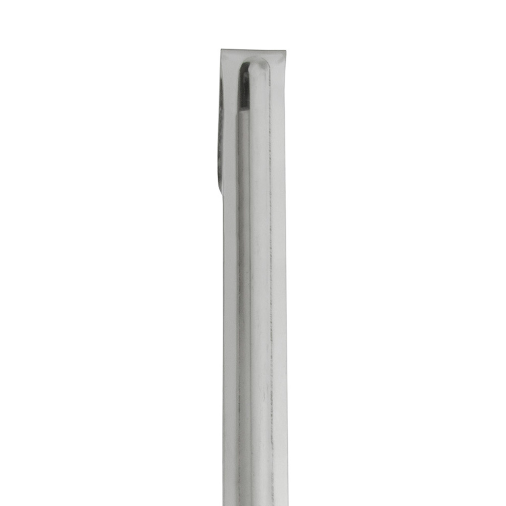 """Update LOP-30 3-oz Ladle - 11-1/4"""" Handle, Stainless"""
