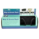 "Update MBR-36 36"" Mop and Broom Rack"