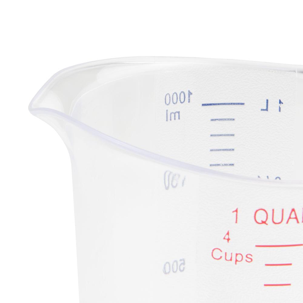 Update MEA100PC 1-qt Dry Measuring Cup, Polycarbonate