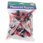 Update MP-5 1-oz Measure Pourer - Red