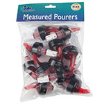 Update MP-9 2-oz Measure Pourer - White