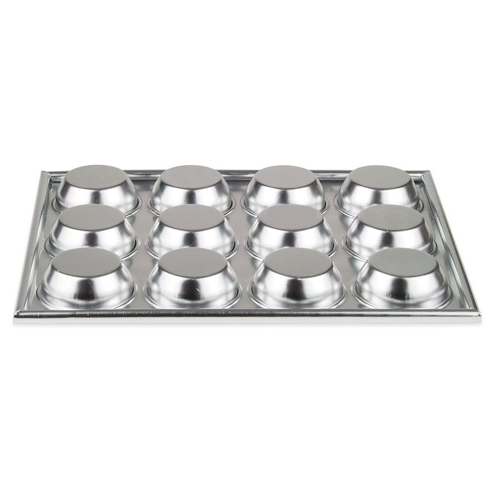 Update MPA-12 12-Cup Muffin Pan- Aluminum