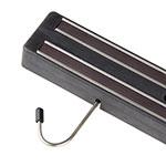 """Update MTH-24P 24"""" Magnetic Tool Holder - (6)Hooks, Black"""