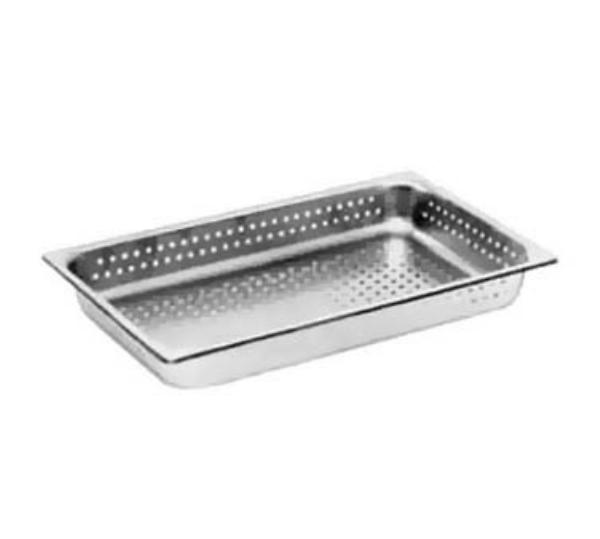 Update NJP-1002PF Full-Size Steam Pan, Stainless