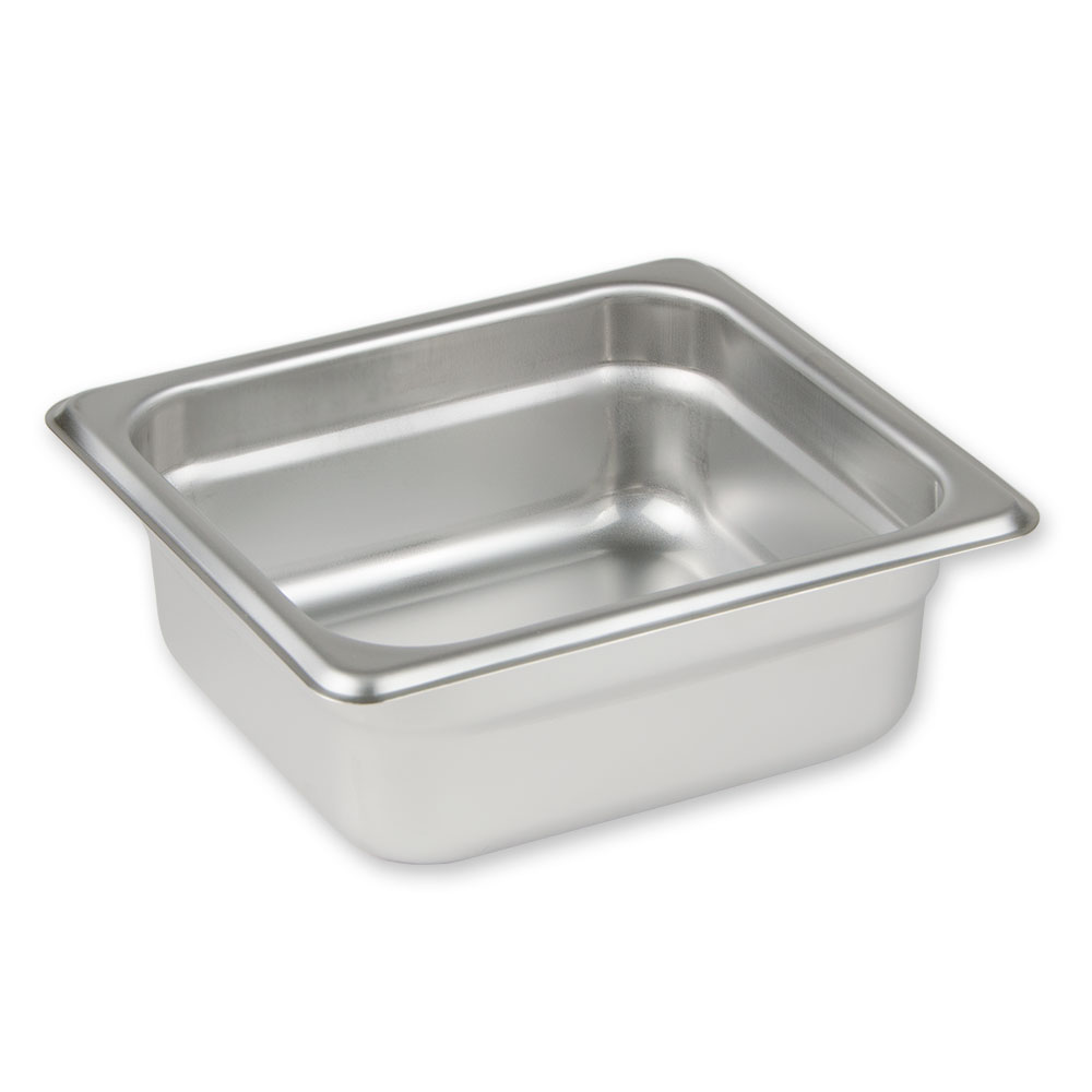 Update NJP-162 Sixth-Size Steam Pan, Stainless