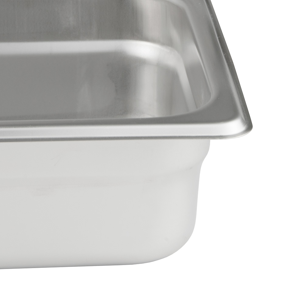 Update NJP-252 Fourth-Sized Steam Pan, Stainless