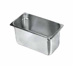 Update NJP-334 Third-Size Steam Pan, Stainless