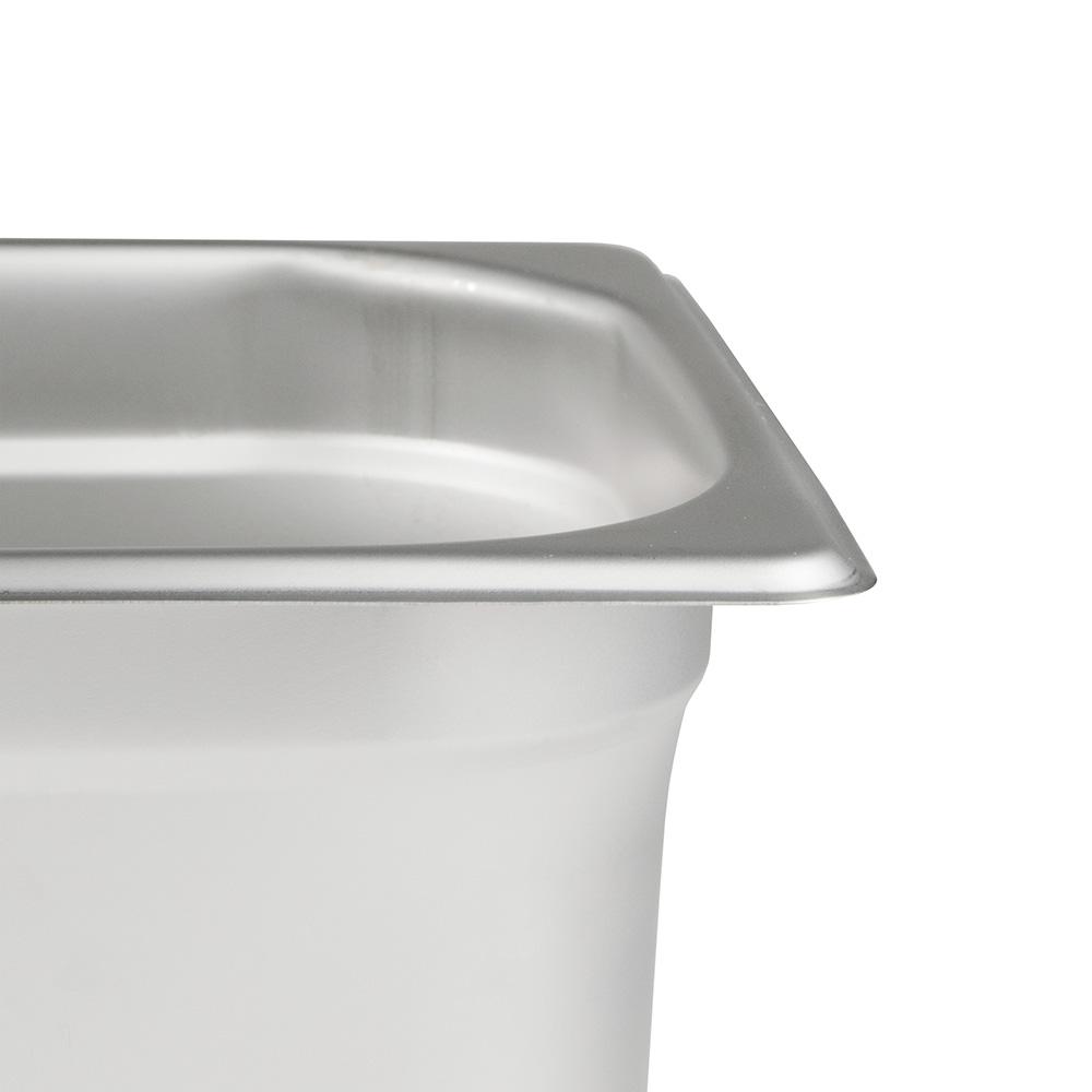 Update NJP-336 Third-Size Steam Pan, Stainless
