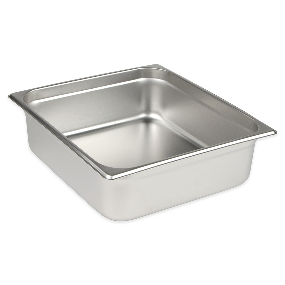 Update NJP-664 Two-Thirds Size Steam Pan, Stainless