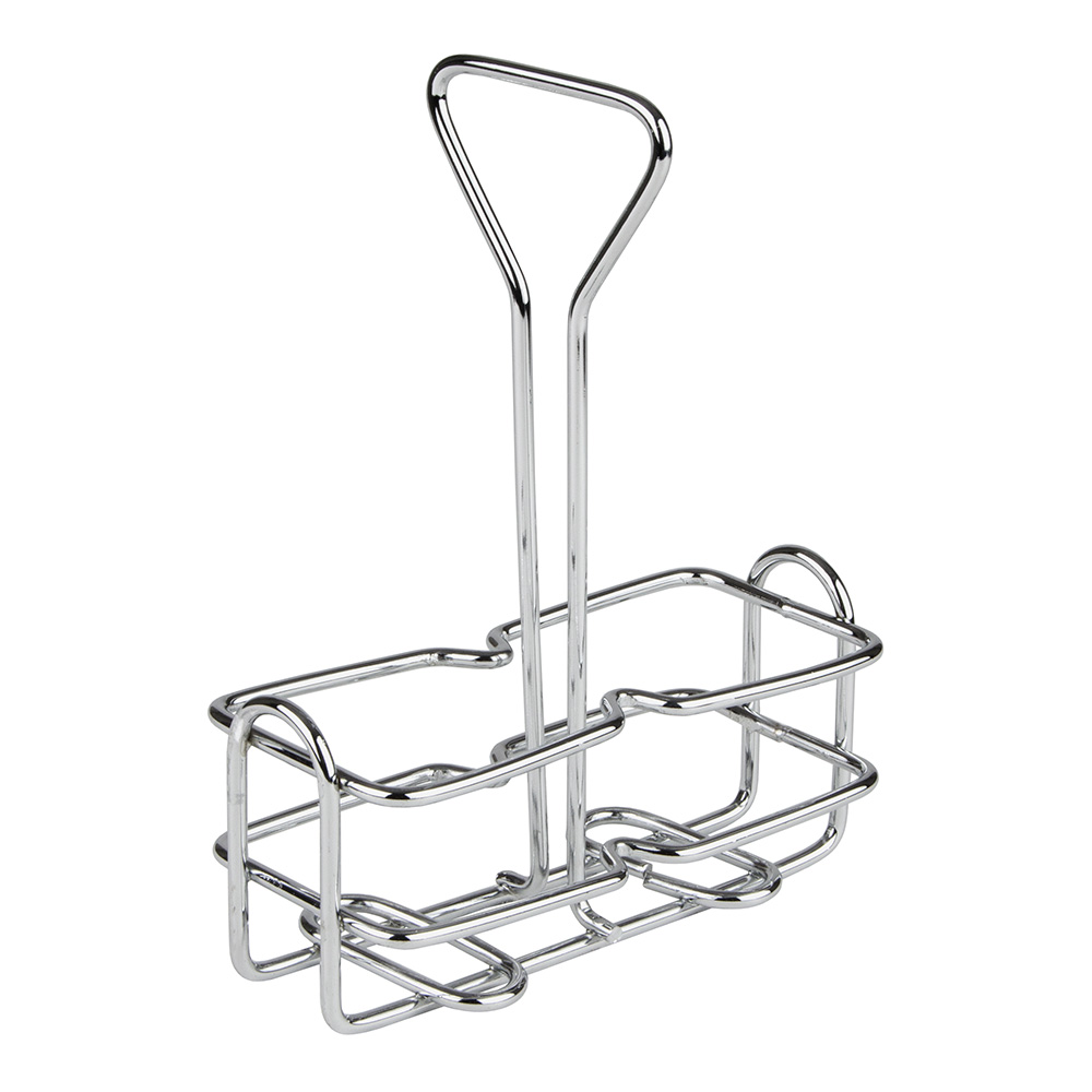 Update International OV-HDR Oil and Vinegar Wire Holder - Chrome