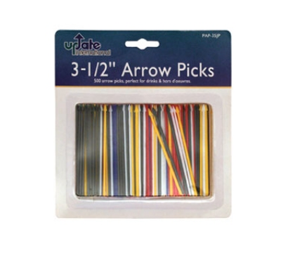 "Update International PAP-35JP 3-1/2"" Arrow Picks"