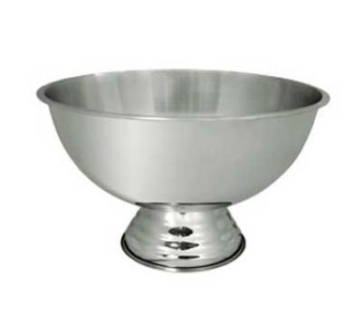 Update PB-3G 3-gal Punch Bowl - Pedestal Base, Stainless, Mirror-Finish