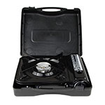 "Update PC-1113 Portable Cooker - 13""x10.13""x8"" Auto Shut-off, Carrying Case, 9560-BTU"