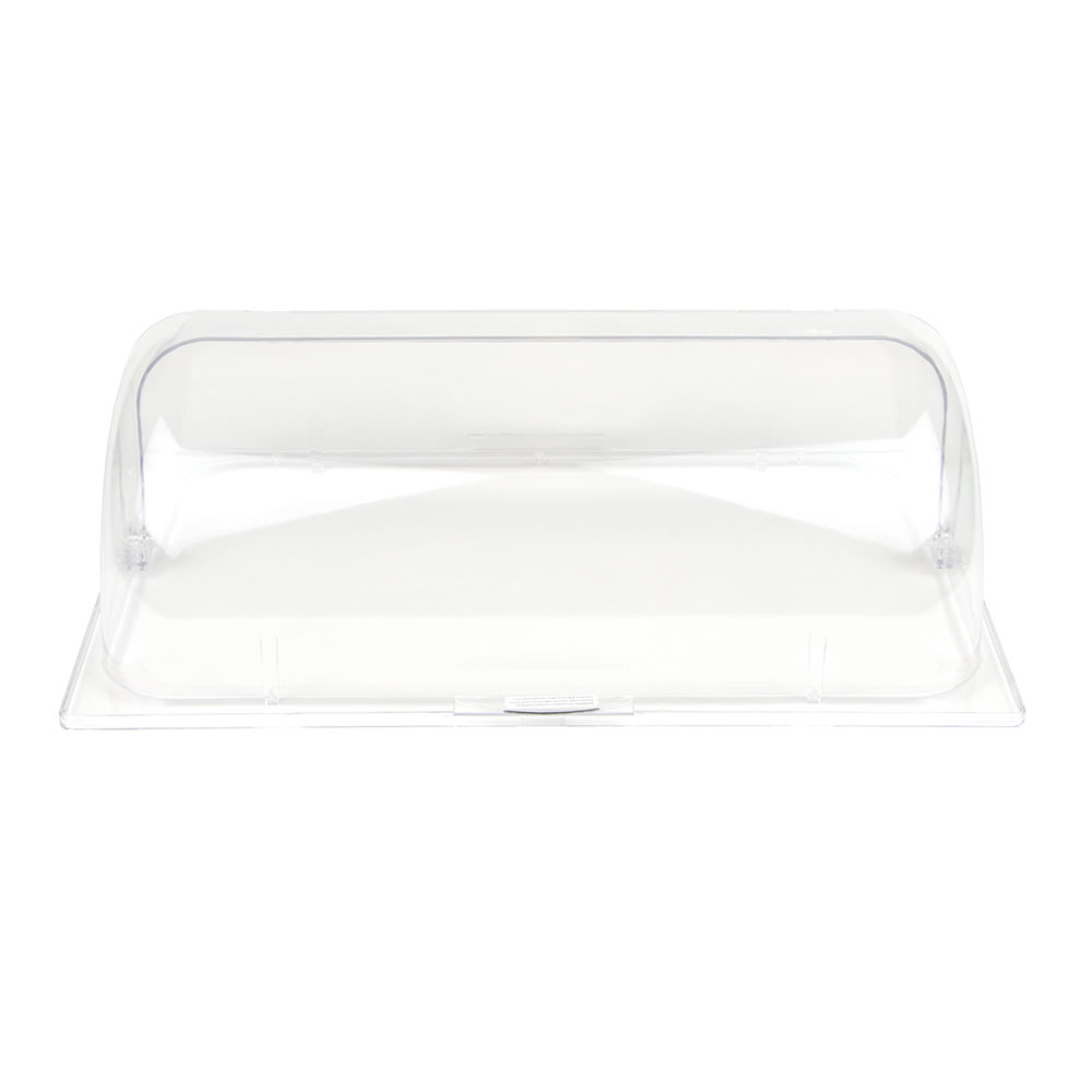 Update International PC-1/RT Full Size Roll Top Display Pan Cover Restaurant Supply