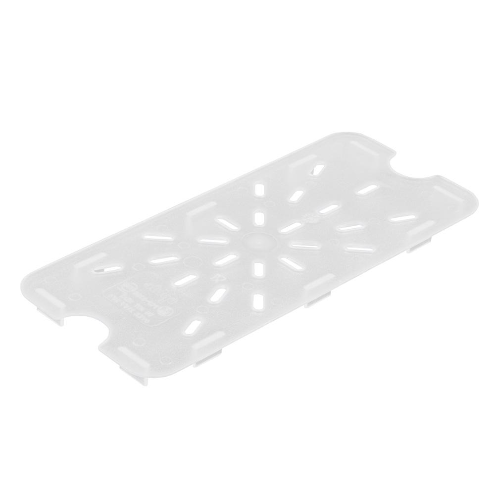 Update PCP-33DS 1/3 Size Food Drain Shelf - Polycarbonate