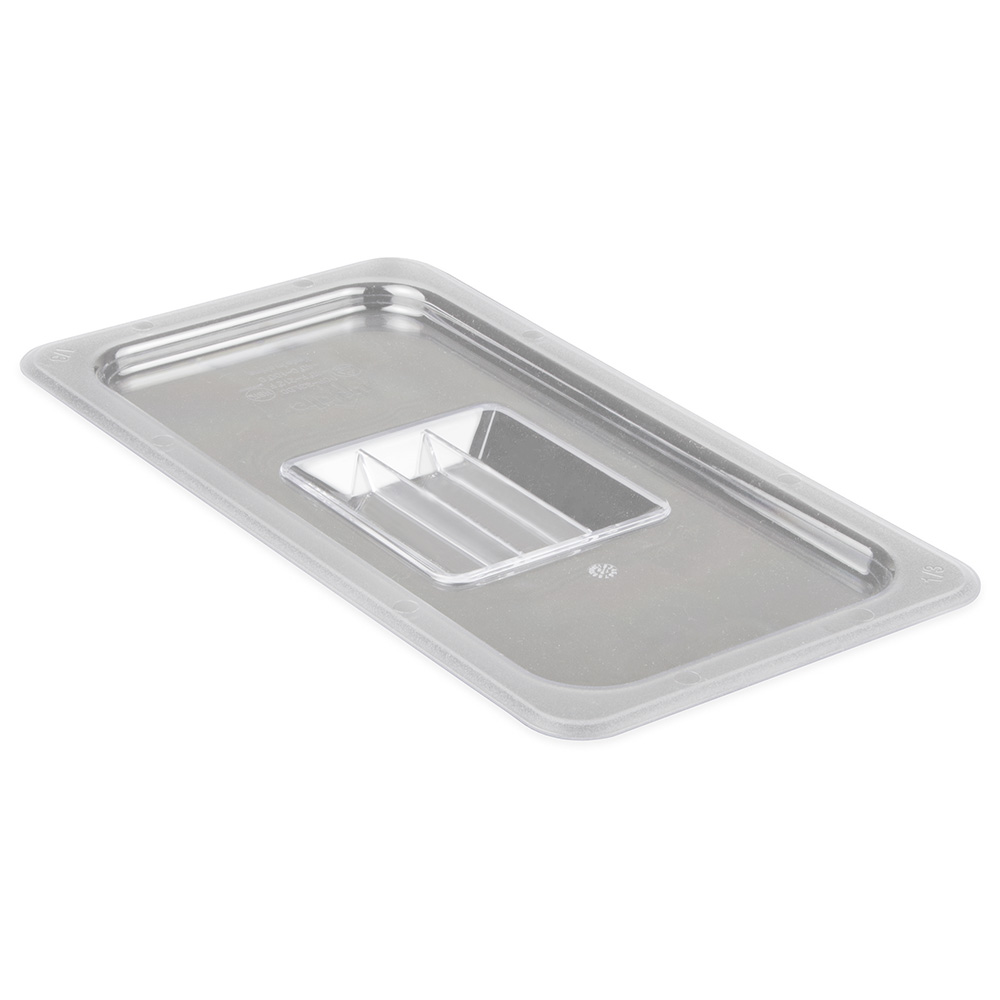 Update PCP-33LDC 1/3 Size Solid Food Pan Cover - Polycarbonate
