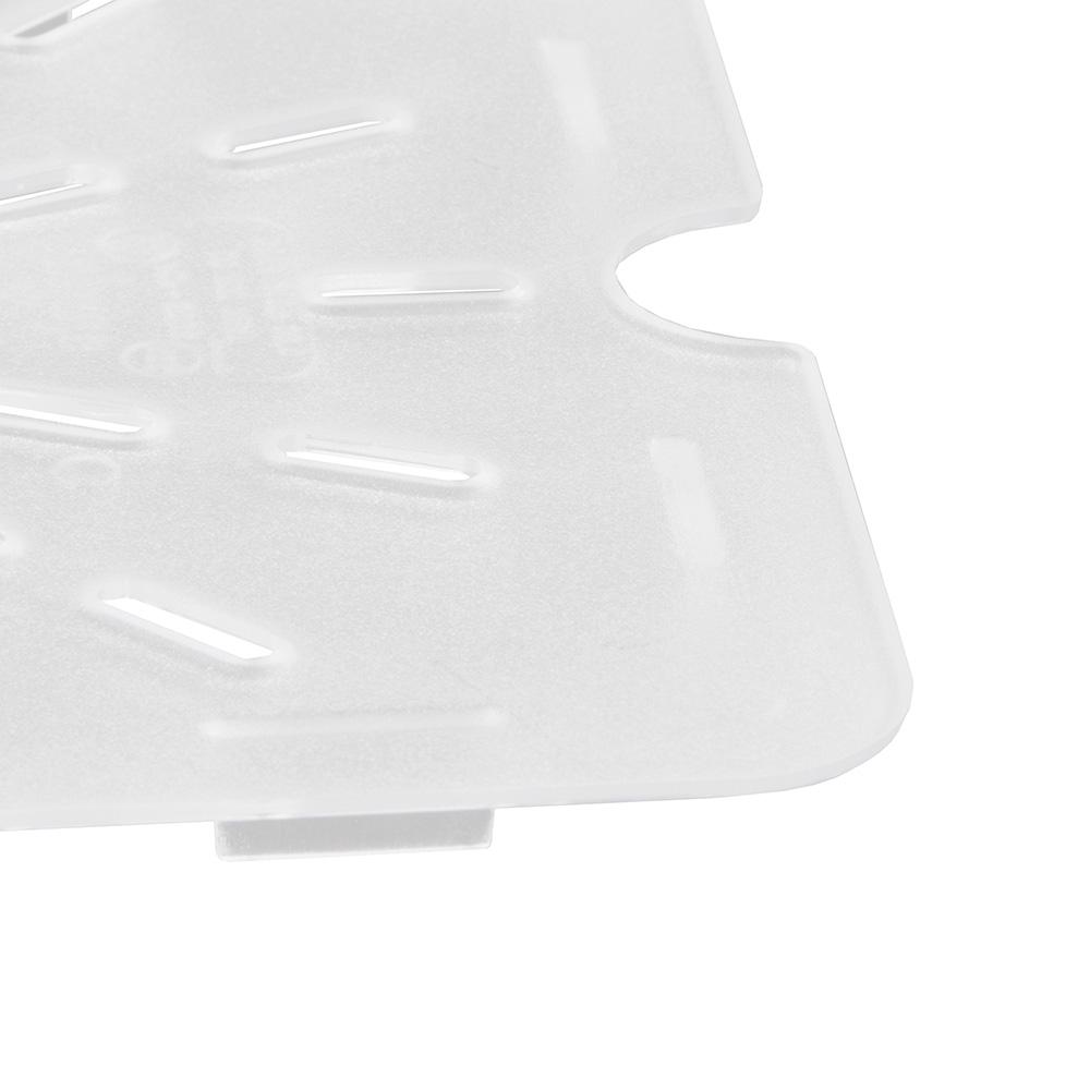 Update PCP-50DS 1/2 Size Food Drain Shelf - Polycarbonate