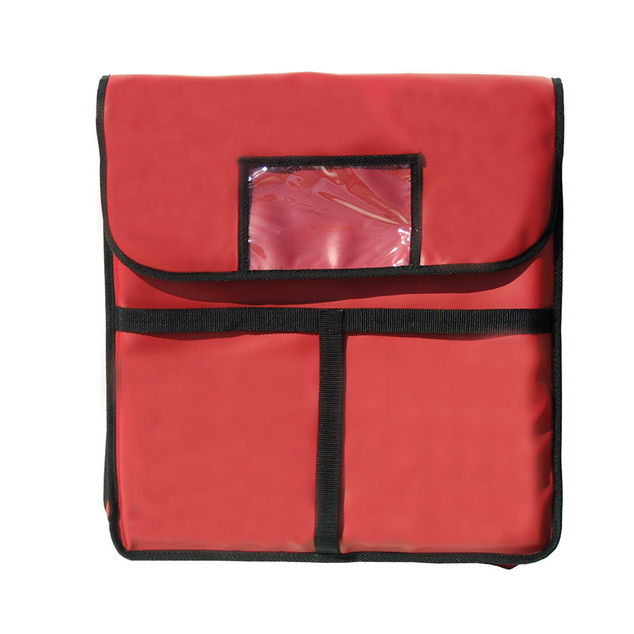 "Update PIB-20 20"" Square Insulated Pizza Delivery Bag"
