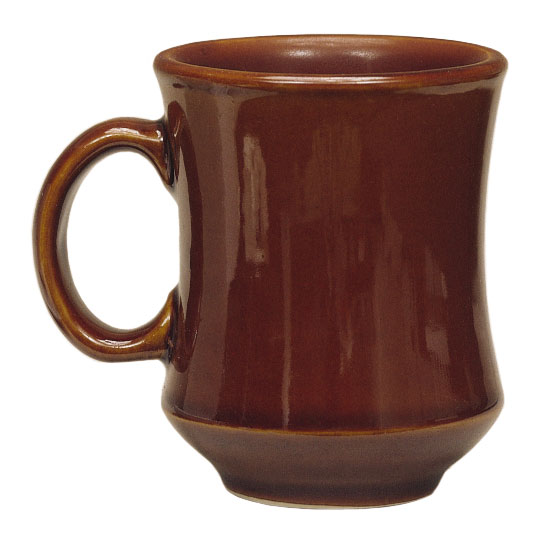 Update PRS-75 7-1/2-oz Ceramic Princess Mug - Caramel