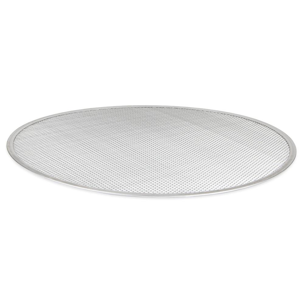 """Update PS-20 20"""" Pizza Screen - Seamless Rim, Aluminum"""