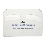 Update SCD-PPR Half-Fold Paper Toilet Seat Covers - White