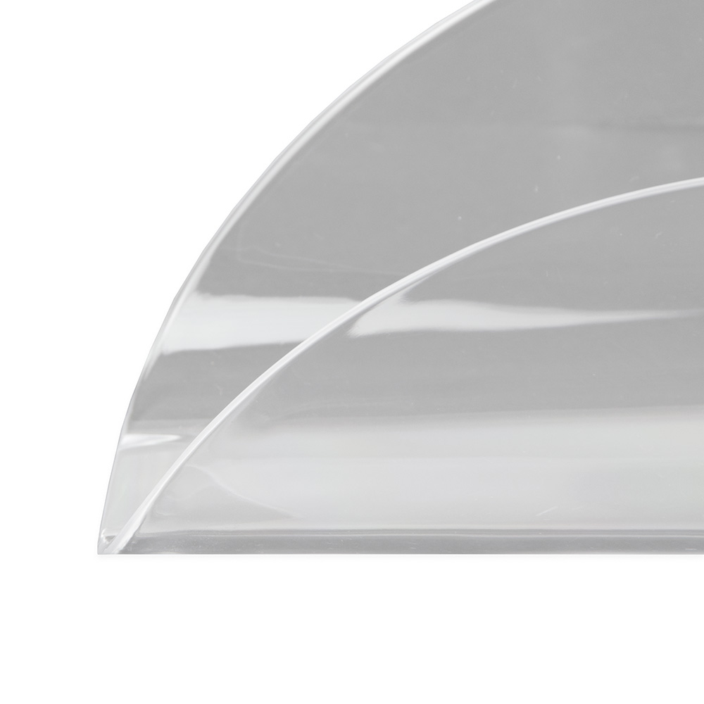 Update SCP-64CY 64-oz Polycarbonate Scoop - Clear